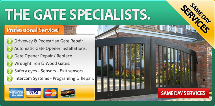 Gate repair Chester PA